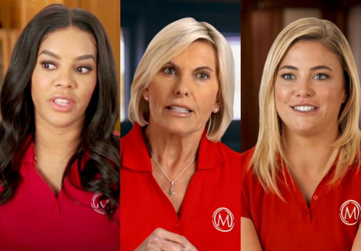 Below Deck Med Recap: Lexi Gets Fired and Captain Sandy Lashes Out at Malia For Not Reporting Dave's Injuries
