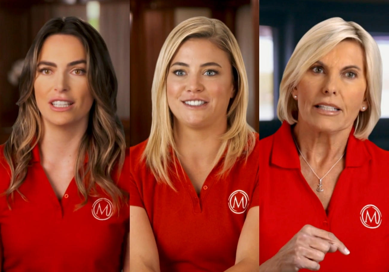 Below Deck Med Recap: Katie Stresses Over Keeping Delaney as Lexi Continues to Slack Off; Plus Malia Covers for her Crew Sparking Tension with Captain Sandy