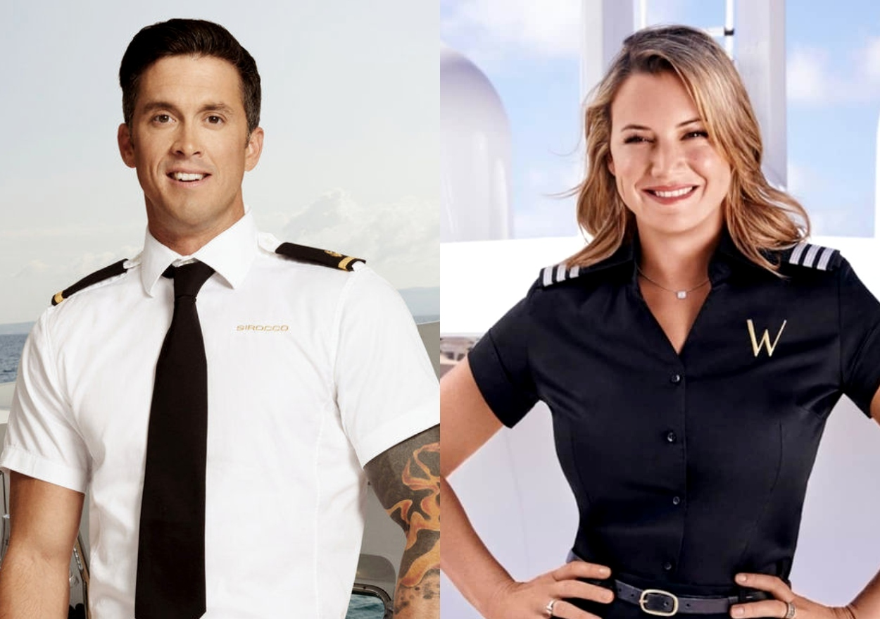 Below Deck Med Alum Bobby Giancola Talks Fights With Hannah Ferrier And Reveals He Almost Quit The Show In Season 2