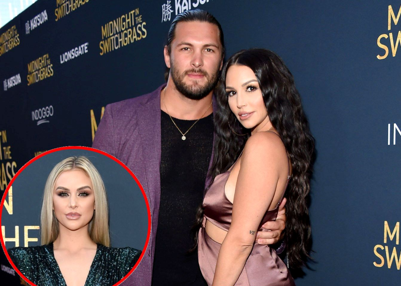 """Source Shares Why Scheana's Fiancé Brock Davies' Relationship With His Kids is a """"Complicated Family Matter"""" After Lala Kent Says He Hasn't Spoken to Them in 4 Years in Pump Rules Trailer"""