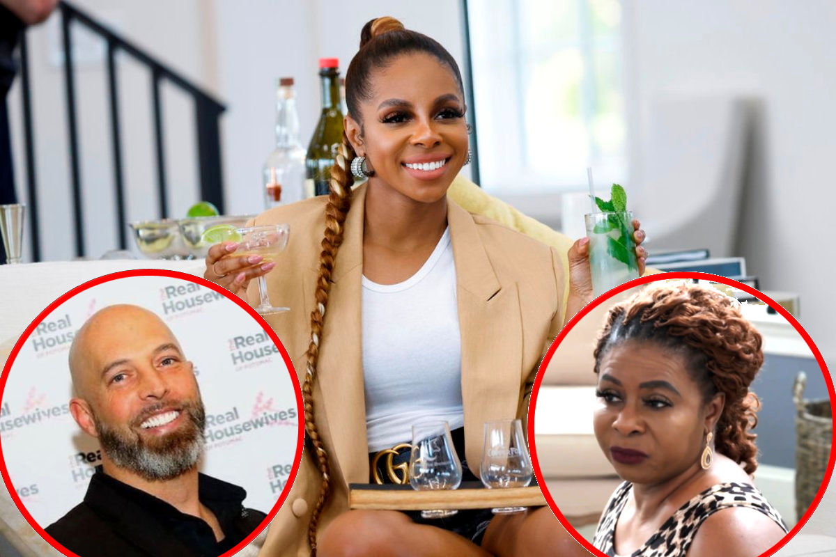 """RHOP's Candiace Dillard Shares Real Reason Dorothy Doesn't Like Chris Managing Her, Calls Out """"Wide-Hipped"""" Mia Thornton for Questions to Mom"""