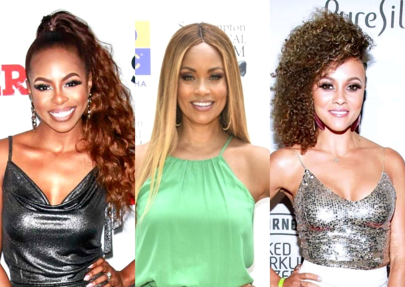 """'RHOP' Candiace Dillard Slams Gizelle Bryant Over Comments About Husband Chris as Gizelle Defends Herself, Plus Ashley Darby Admits She Doesn't Trust Michael """"100 Percent"""""""