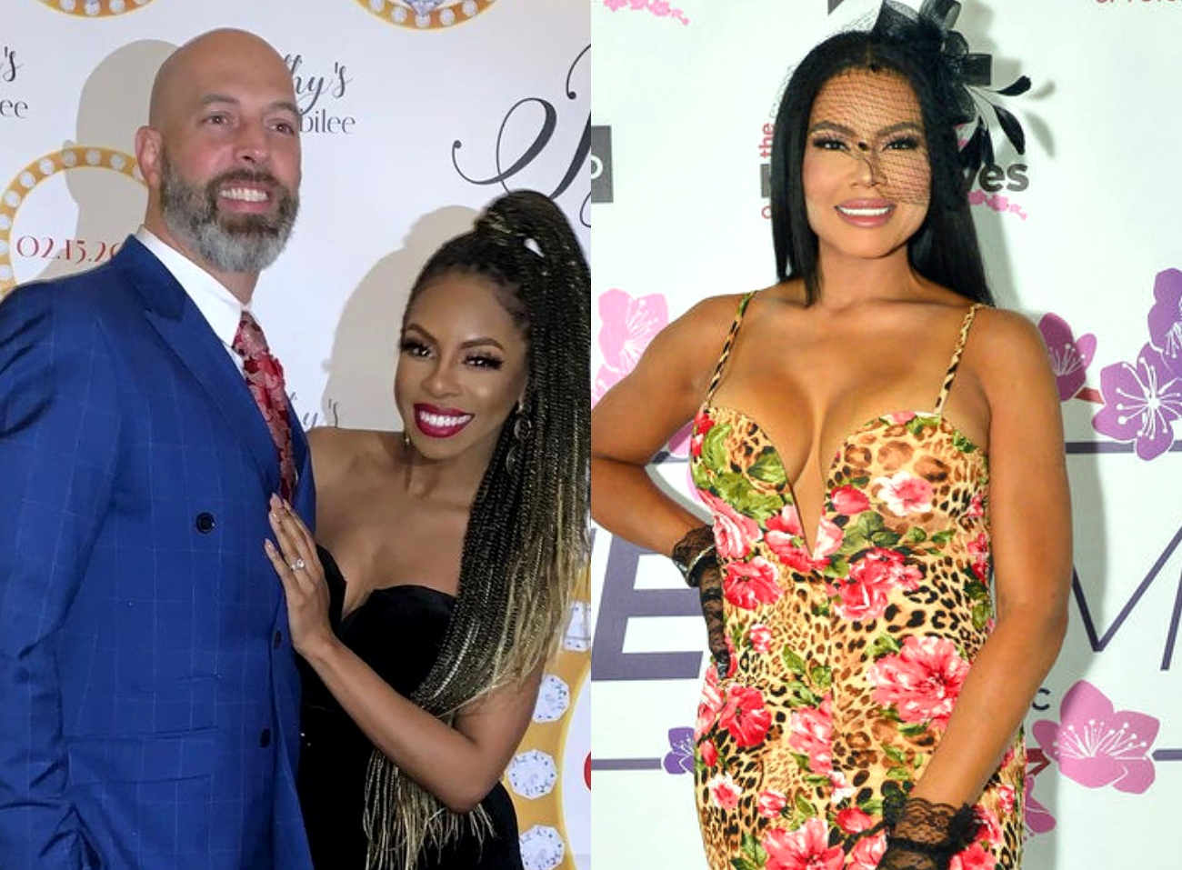 Mia Thornton Suggests Candiace Should Be Fired From RHOP After Candiace Slammed Her as a 'Handsome Bully,' Plus Mia Makes Sexually Suggestive Comment About Chris Bassett Amid Ugly Twitter War, See Chris' Response