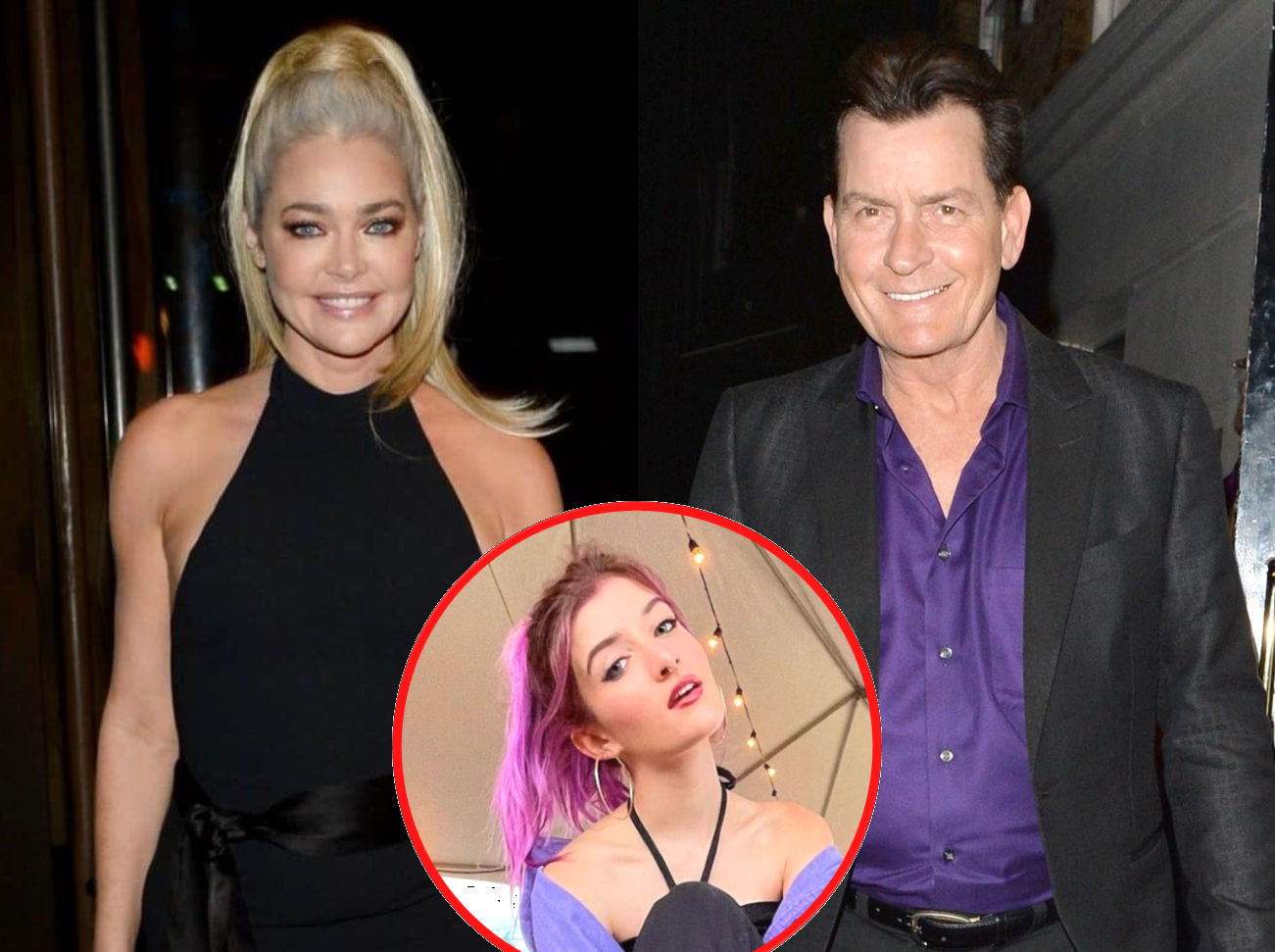 """Denise Richards Doesn't Want To Be Daughter Sami Sheen's """"Friend"""" As RHOBH Alum Wishes She Could Co-Parent With Ex Charlie Sheen"""