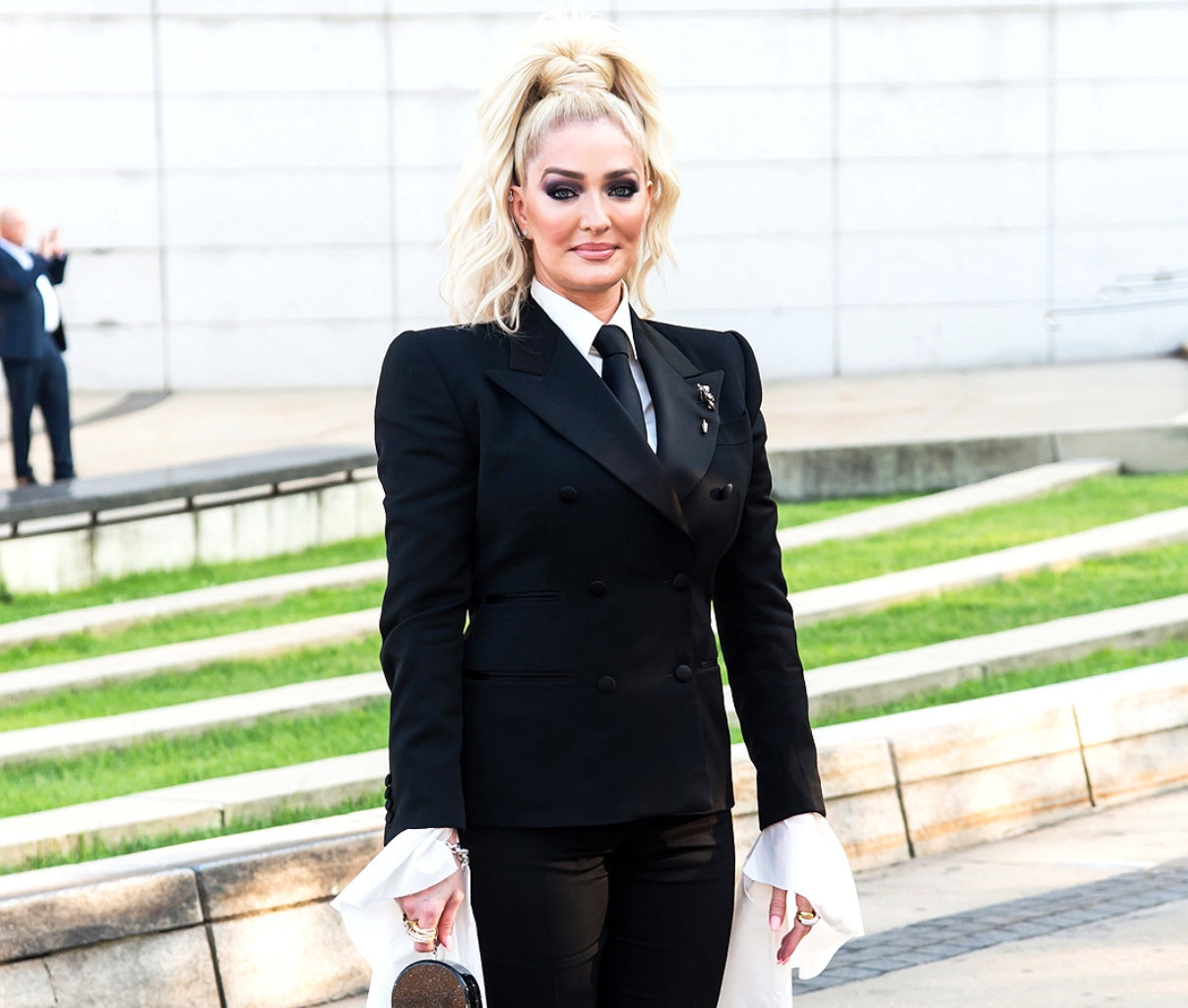 Erika Jayne is Accused of 'Staging' Photos at TJ Maxx as RHOBH Star's Settlement Deal to Pay Back Victims Expires