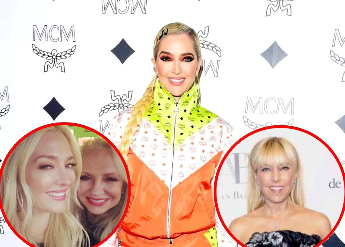 REPORT: RHOBH Star Erika Jayne's Mom Defends Her on Twitter, Points Finger at Law Firm Employees, Takes Aim at Sutton Stracke, and Thanks Kyle Richards
