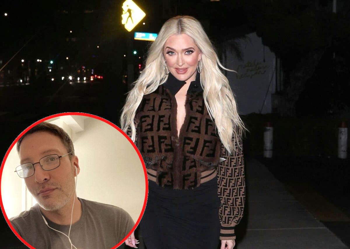 """Erika Jayne's Former 'Image Maker' Says He Was Paid by Thomas' Law Firm for His Work and Calls RHOBH Star's Relationship With Attorney """"Competitive,"""" Plus What Caused Their Falling Out"""