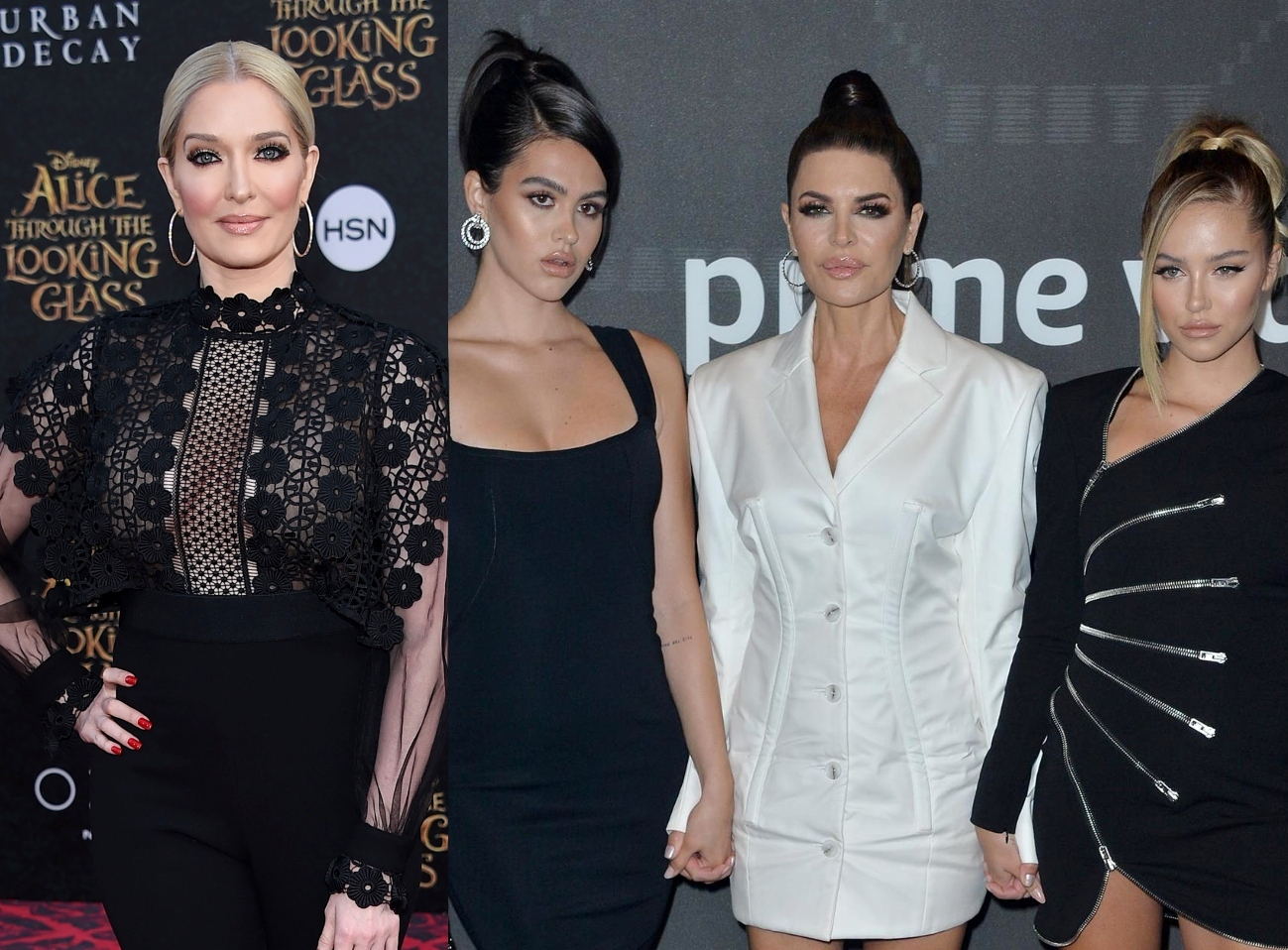 RHOBH Star Erika Jayne Denies $156k Payment to Rinna's Daughters' Clothing Company and Mocks Attorney Investigating Her in Instagram Comment