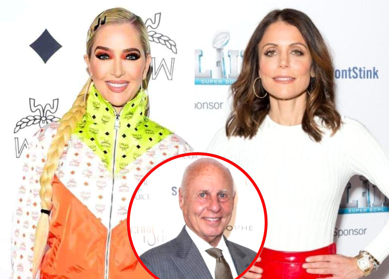 """RHOBH's Erika Jayne Accuses Bethenny Frankel of Trying to """"Throw Dirt"""" on Her Name as It's Finally Revealed Where Thomas Girardi is Really Living"""