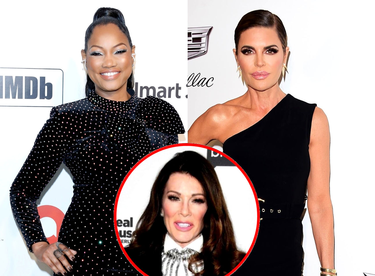 """Garcelle Beauvais Confronts Lisa Rinna For Not Having Her Back as Rinna Says """"B**ch Please,"""" Plus Garcelle Says Lisa Vanderpump Should Return to RHOBH Next Season and Talks Kris Jenner Rumors"""
