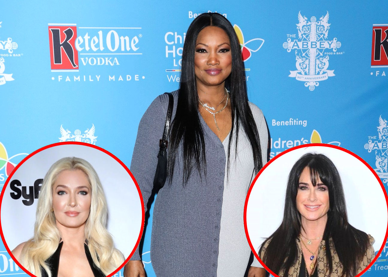"""Garcelle Beauvais Says Erika Divulged """"a Lot"""" at 'RHOBH' Reunion, Reacts to TJ Maxx Visit and Reveals Where She Stands With Kyle, Plus Live Viewing Thread"""