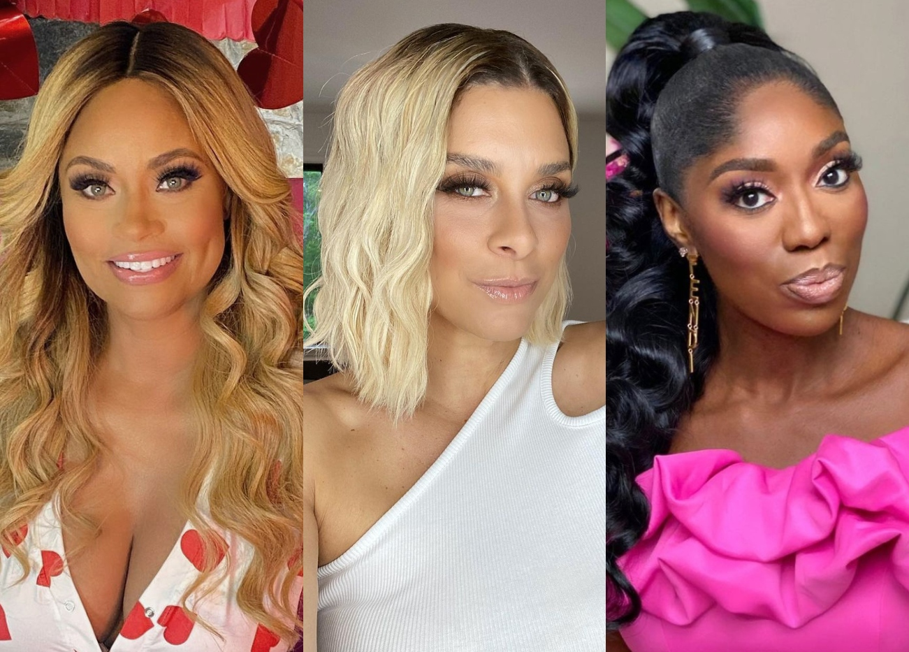"""Gizelle and Robyn Claim Wendy Osefo Shouldn't Be on RHOP and Explain Why as Wendy Drags Gizelle Again and Proclaims She's the """"Weak B**ch,"""" Plus Candiace Weighs In"""