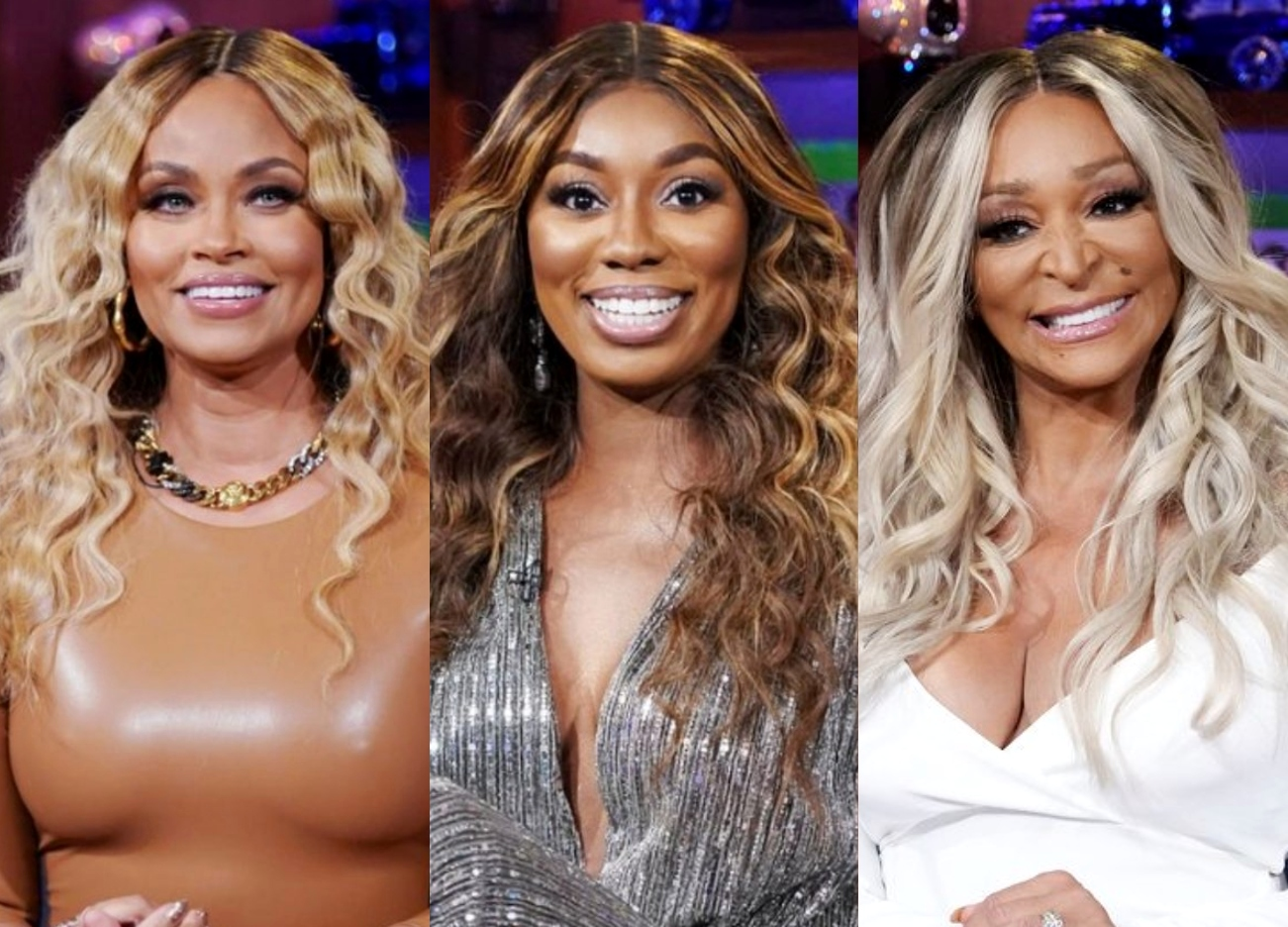 RHOP's Gizelle Bryant Says Wendy Osefo Owes Her an Apology as Karen Huger Shades Her and Suggests Her Apology Lacked Validity