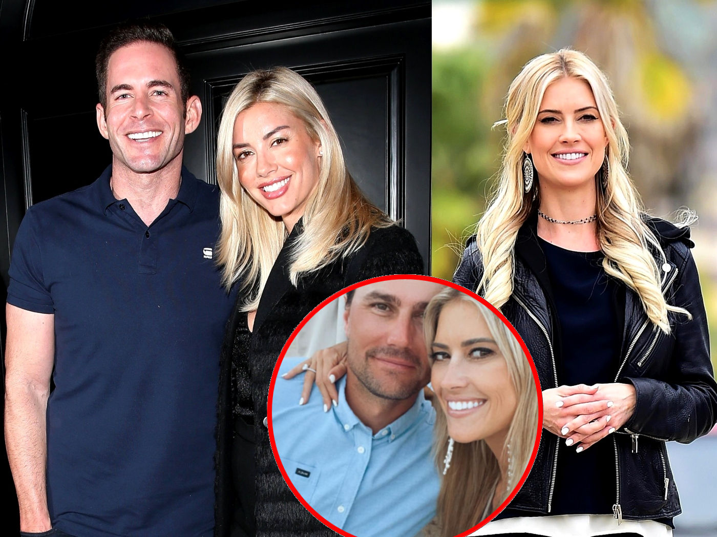 Tarek El Moussa and Heather Rae Young React to Christina's Engagement as Tarek's COVID-19 Diagnosis Forces Shutdowns on Flipping 101 and Selling Sunset