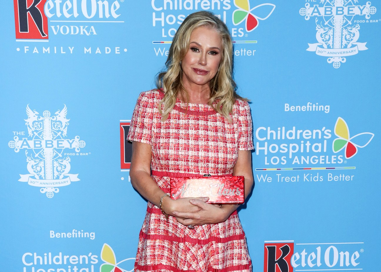 Kathy Hilton Breaks Silence After RHOBH Star Was Spotted Wearing Unforgettable Tablecloth Dress As Her Daughters And Garcelle Beauvais React