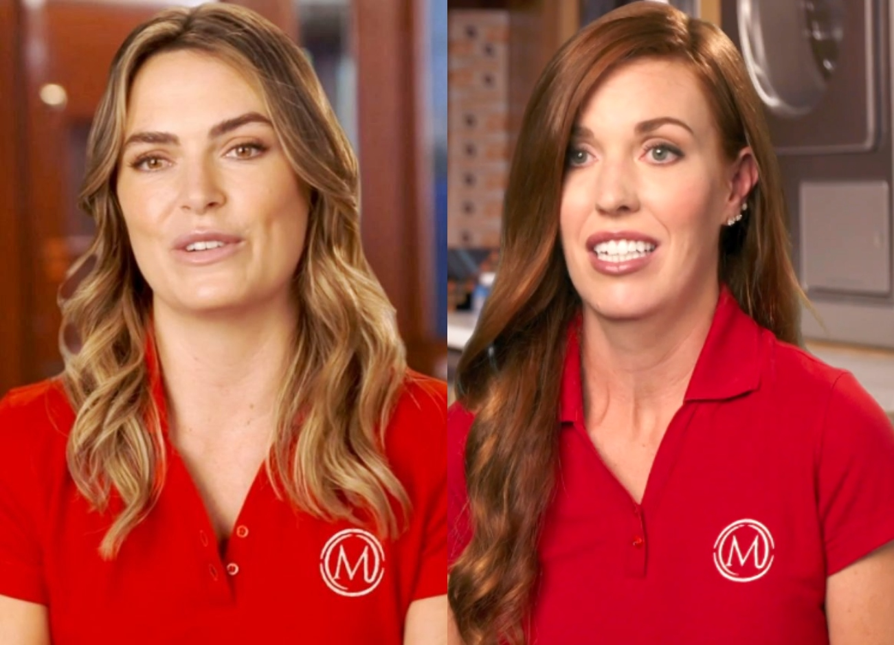 """Katie Flood Sticks By Decision to Let Delaney Evans Go as Delaney Claims She Didn't Get a """"Fair Shot,"""" Plus Below Deck Med Costars Weigh in"""