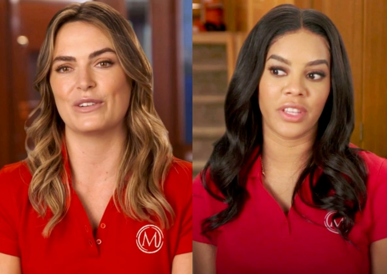 Katie Flood Reveals Conversation With Lexi Wilson That Didn't Air on Below Deck Med and Teases Shocking Twists to Come on Season 6