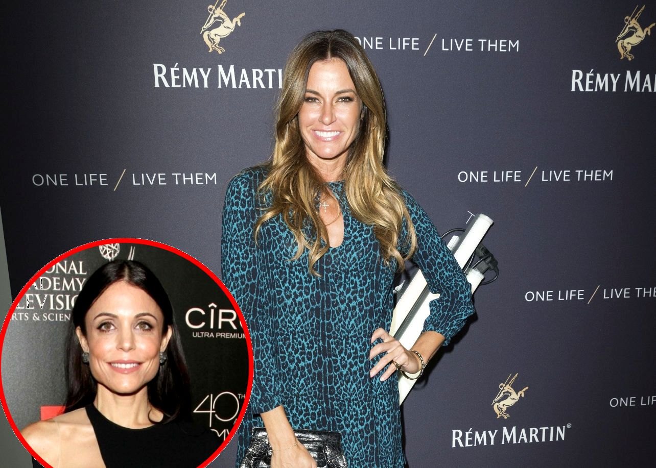RHONY's Kelly Bensimon Looks Back on 'Scary Island,' Suggests Bethenny Frankel is Different on Camera, and Shades Bravo Edit