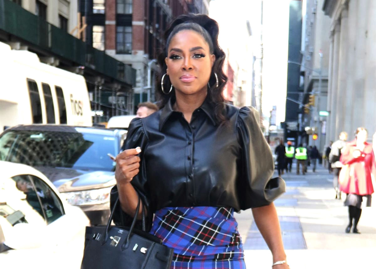 Kenya Moore's Gig on DWTS Leads to Bravo Ultimatum as She Reacts To Cynthia Bailey's Exit From RHOA and Talks Housewives Support