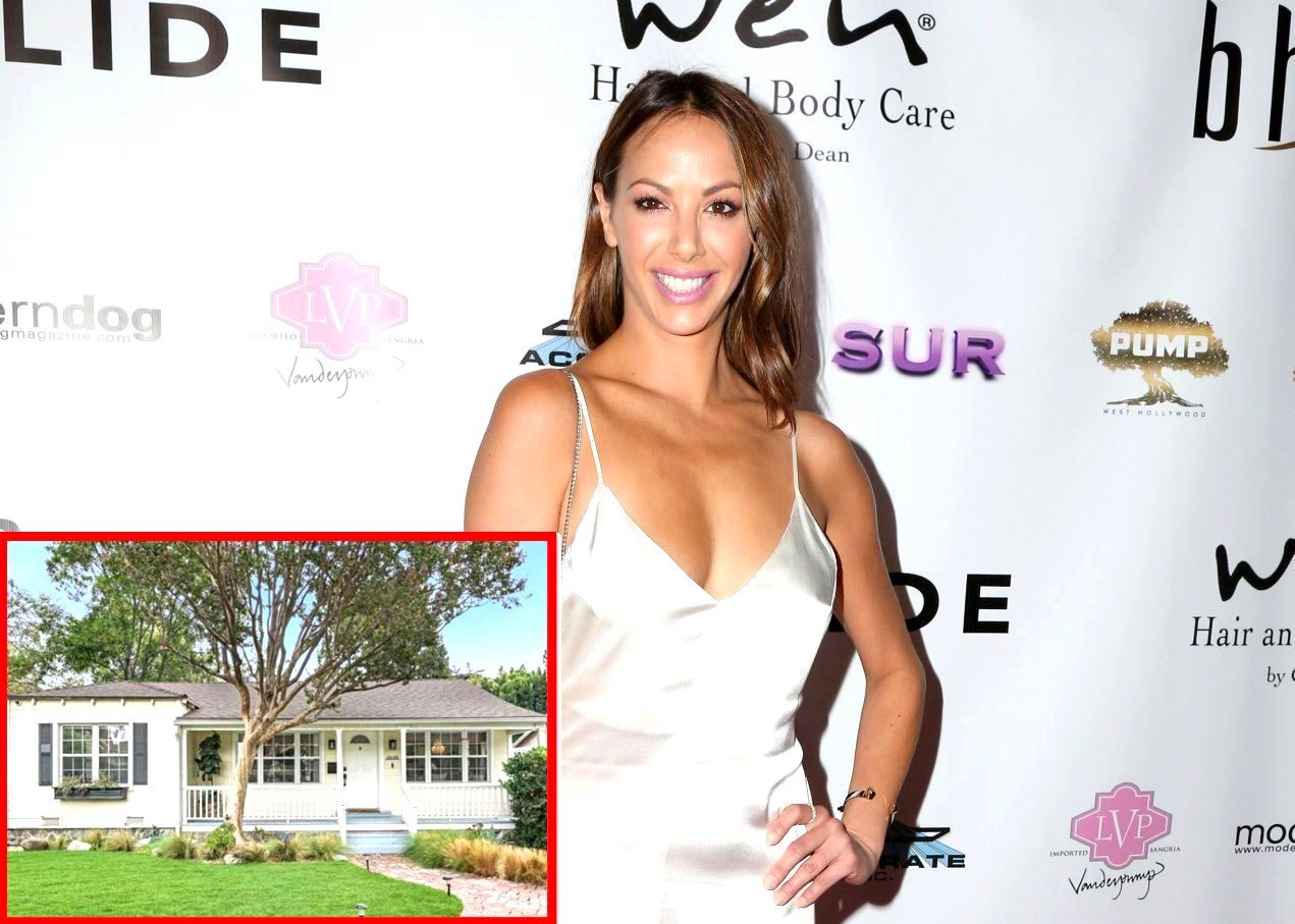 EXCLUSIVE: Kristen Doute Lists L.A. Home for $1.3 Million After Firing From Vanderpump Rules, See Photos of Inside Her Stunning Renovated Property