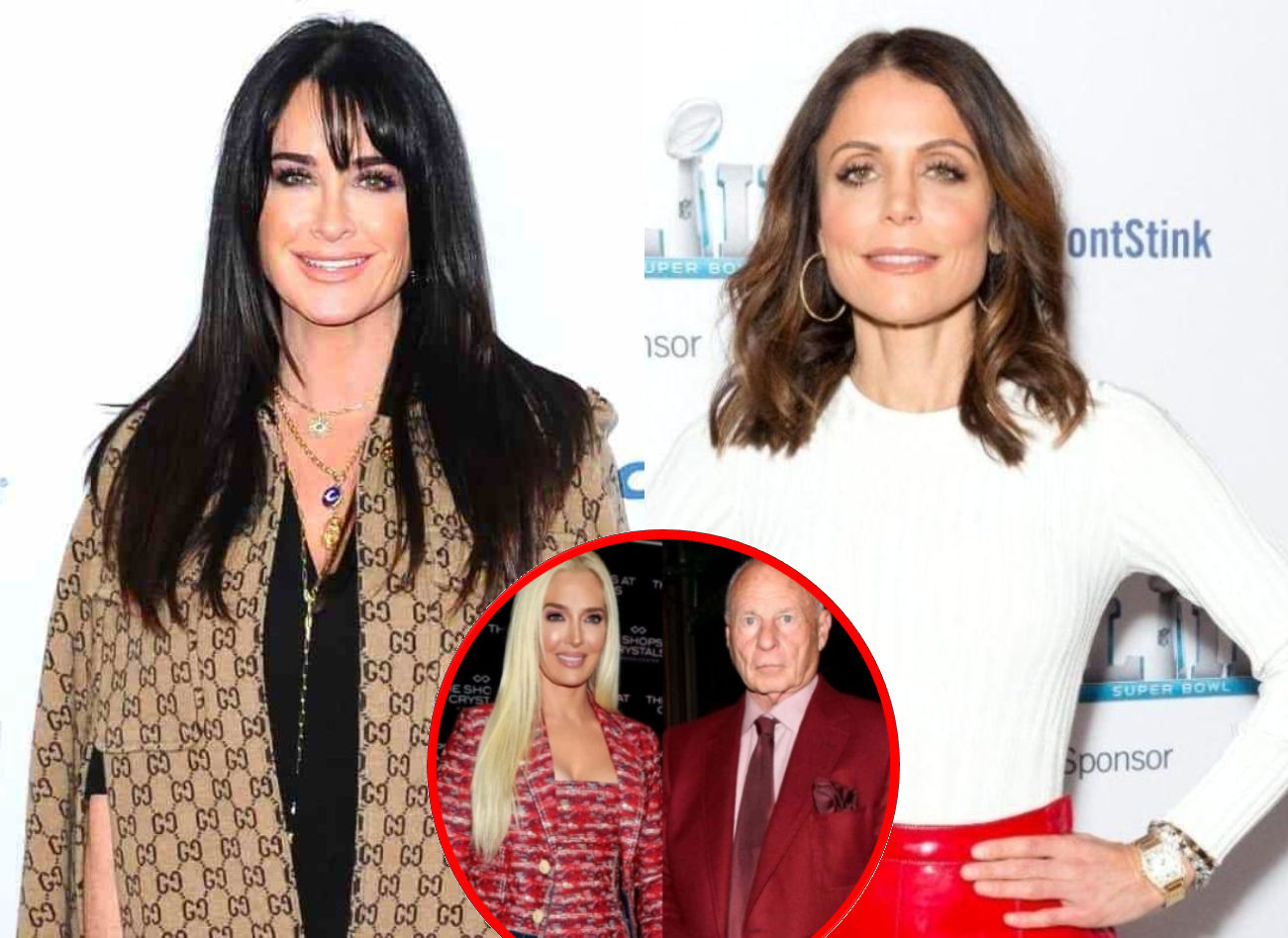 Kyle Richards Confirms Bethenny Told Her About Tom's Money Issues Years Ago as Andy Reacts, Plus She Picks a Side in Lisa and Sutton's Ticket Drama as Kathy Talks RHOBH Reunion Receipts