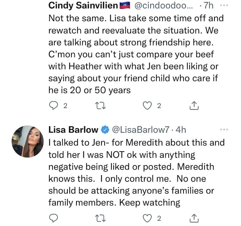RHOSLC Lisa Barlow Insists She Took Up for Brooks Marks to Jen Shah