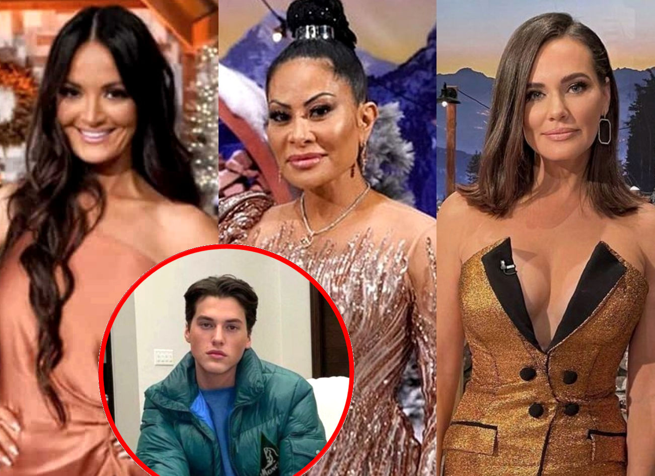 RHOSLC's Lisa Barlow Insists She Confronted Jen Shah Over Mean Tweets as Meredith Marks Slams Jen for 'Liking' Derogatory Posts About Brooks