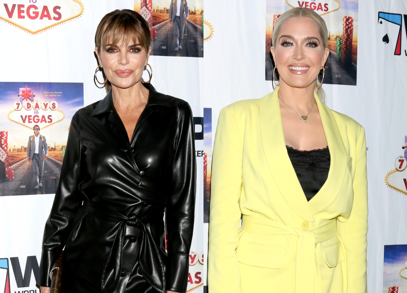 """RHOBH's Lisa Rinna on Why She Didn't Find Erika's Story About Tom """"Crazy,"""" What She'll Do If Erika Lied to Her, and How Kyle and Dorit """"Hurt"""" Her"""
