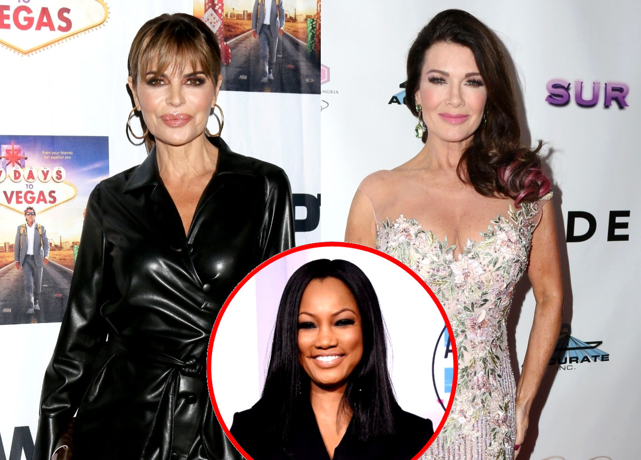 """Lisa Rinna Says Vanderpump """"Doesn't Have the Balls"""" to Return to RHOBH, Explains Why She Didn't Interrogate Erika, and Seemingly Agrees Garcelle is """"Inauthentic,"""" Plus Reunion Update"""