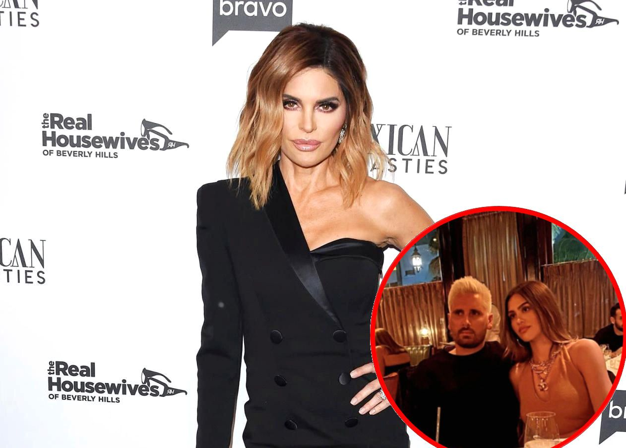 """How RHOBH's Lisa Rinna Played a Role in the End of Amelia Hamlin's """"Toxic"""" Relationship With Scott Disick, Plus Did Leaked DM Cause Split?"""