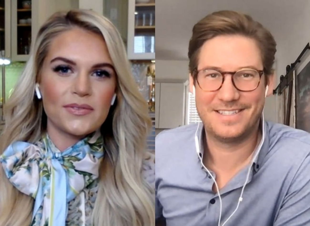 Southern Charm's Madison LeCroy Hopes Austen Kroll's 'Winter House' Love Triangle Will Heal His Insecurities, Fears He'll Be Bothered by New Boyfriend