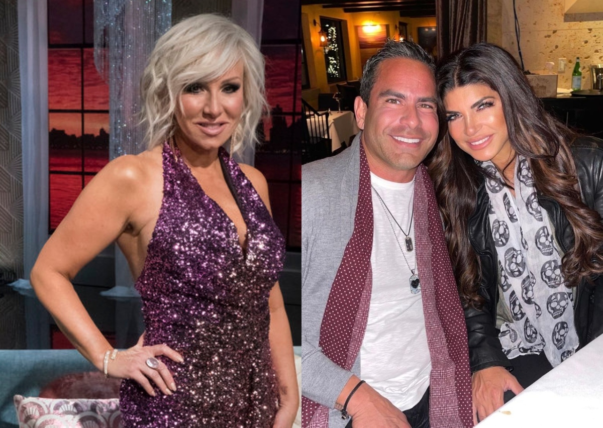 """REPORT: Margaret Josephs Accuses Teresa Giudice's Beau Luis of Being a """"Sex Addict"""" While Filming RHONJ as Costars Slam Him as an """"Opportunist"""""""
