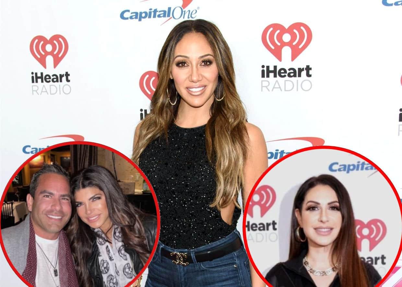 RHONJ's Melissa Gorga Confirms Teresa Giudice and Luis Ruelas Are Moving In Together, Addresses Jennifer Aydin's Alleged Estrangement From Cast