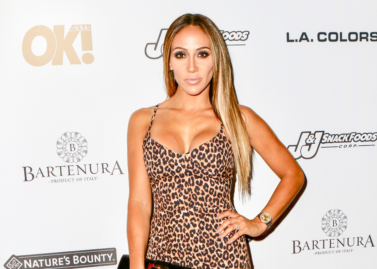 """Melissa Gorga Reveals Which Cast Member Caused Most Drama On Real Housewives: Ultimate Girls Trips And Teases """"Twists And Turns"""" On RHONJ Season 12"""