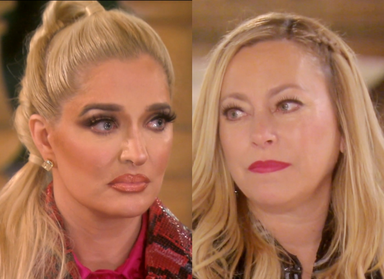 RHOBH Recap: Sutton Stops Playing Detective, But Erika Keeps Telling Tales; Plus Fun Erika Comes Out
