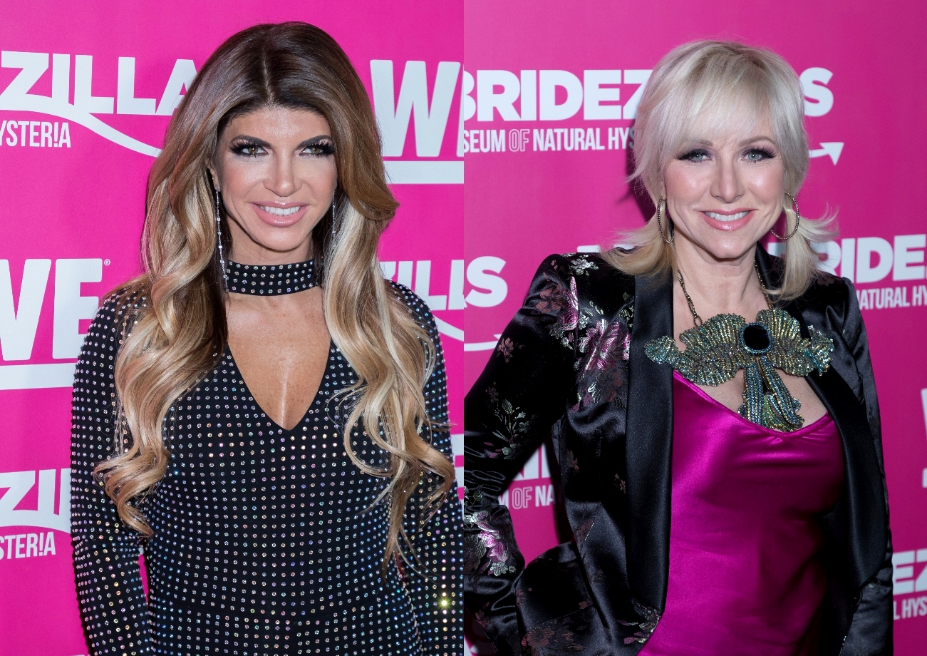 Teresa Giudice Shares Cryptic Messages Amid Reports of Nasty Feud With Margaret Josephs as RHONJ Star Reveals She's Finally Moving Out of Montville Mansion