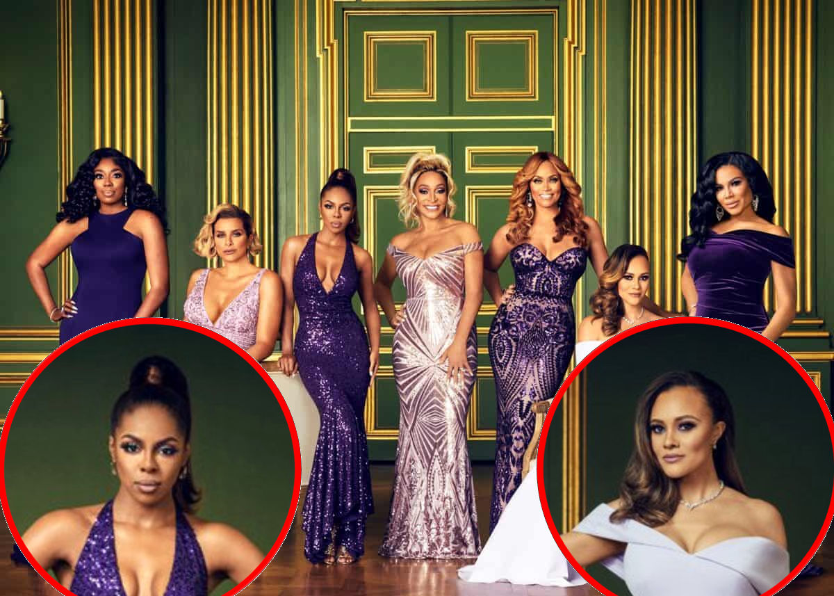 """RHOP Cast Calls Out Candiace Dillard for Body-Shaming Ashley Darby as Candiace Denies it and Suggests She Was Just Trying to """"Diversify [Her] Insults,"""" Plus Live Viewing Thread"""