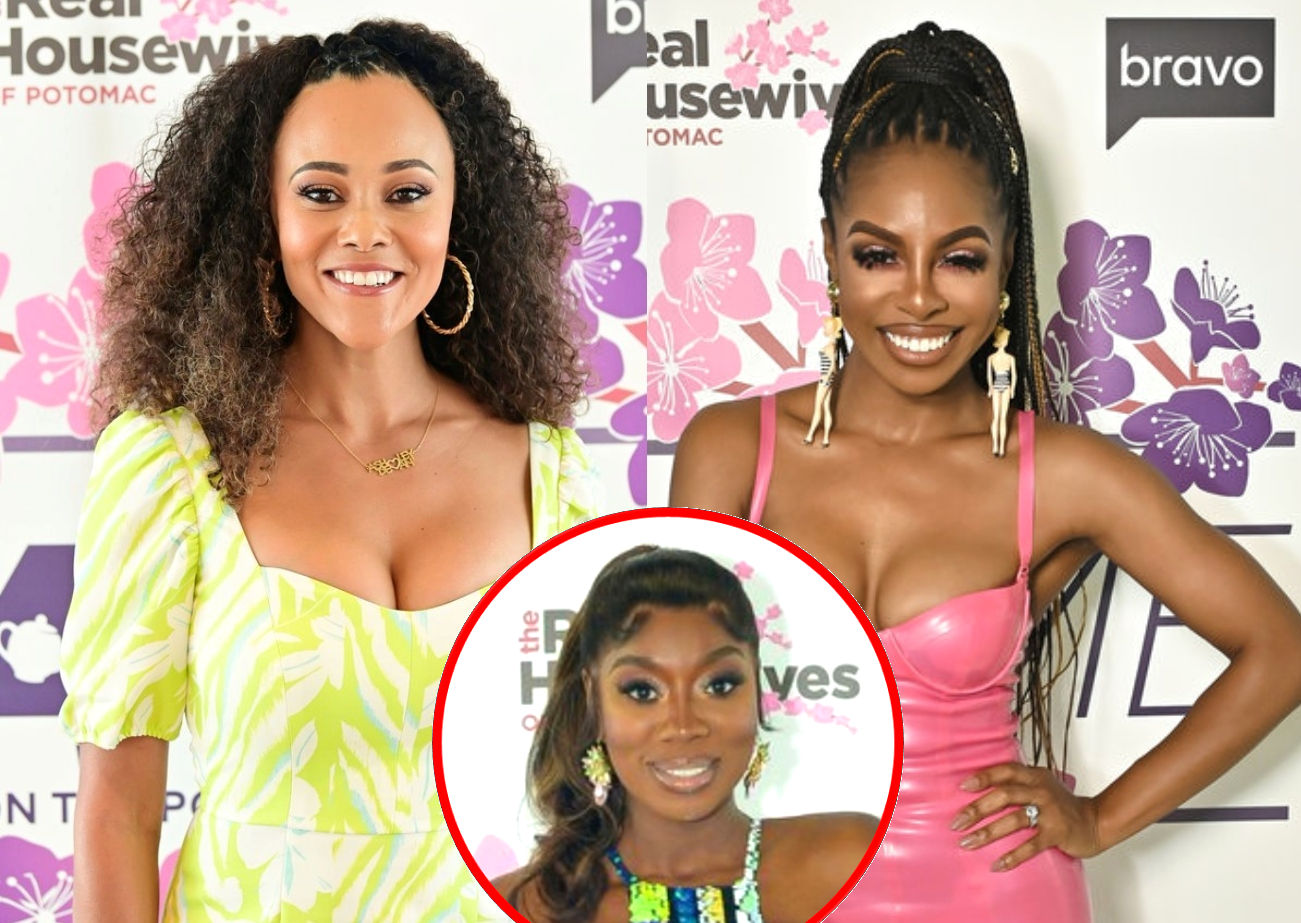 """Ashley Darby Fires Back at Candiace Dillard's Body-Shaming on RHOP as Candiace Calls Ashley a """"Terrorist"""" and Wendy Labels Her """"Satan's Helper"""""""