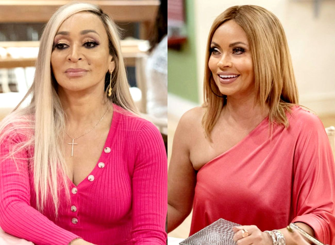 """Karen Huger Clarifies Recent Apology to Gizelle Bryant, Slams RHOP Costar for Latest """"Death Threats"""" and Insists She Owes Her Another Apology"""