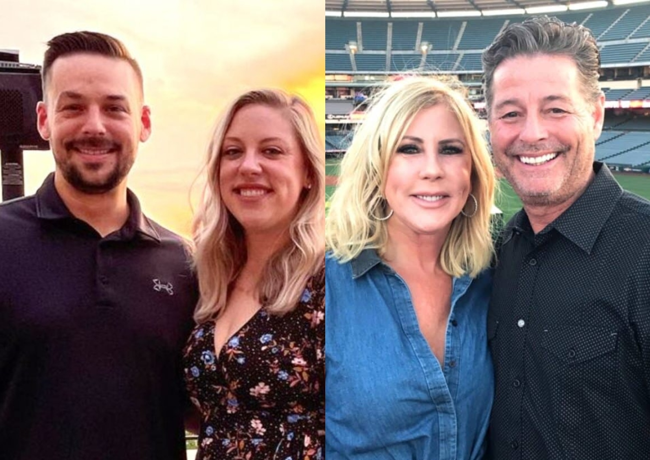 'RHOC' Alum Vicki Gunvalson's Son-in-Law Ryan Culberson Reveals He Does Not Support Steve Lodge's Run for Governor as He and Briana Officially Confirms They're Having a Girl