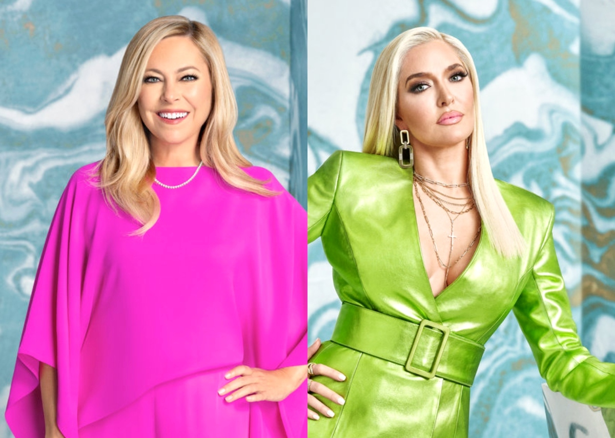 Sutton Stracke Says She Nearly Quit RHOBH After Tense Confrontation With Erika Jayne and Explains Why She Ultimately Decided to Stay