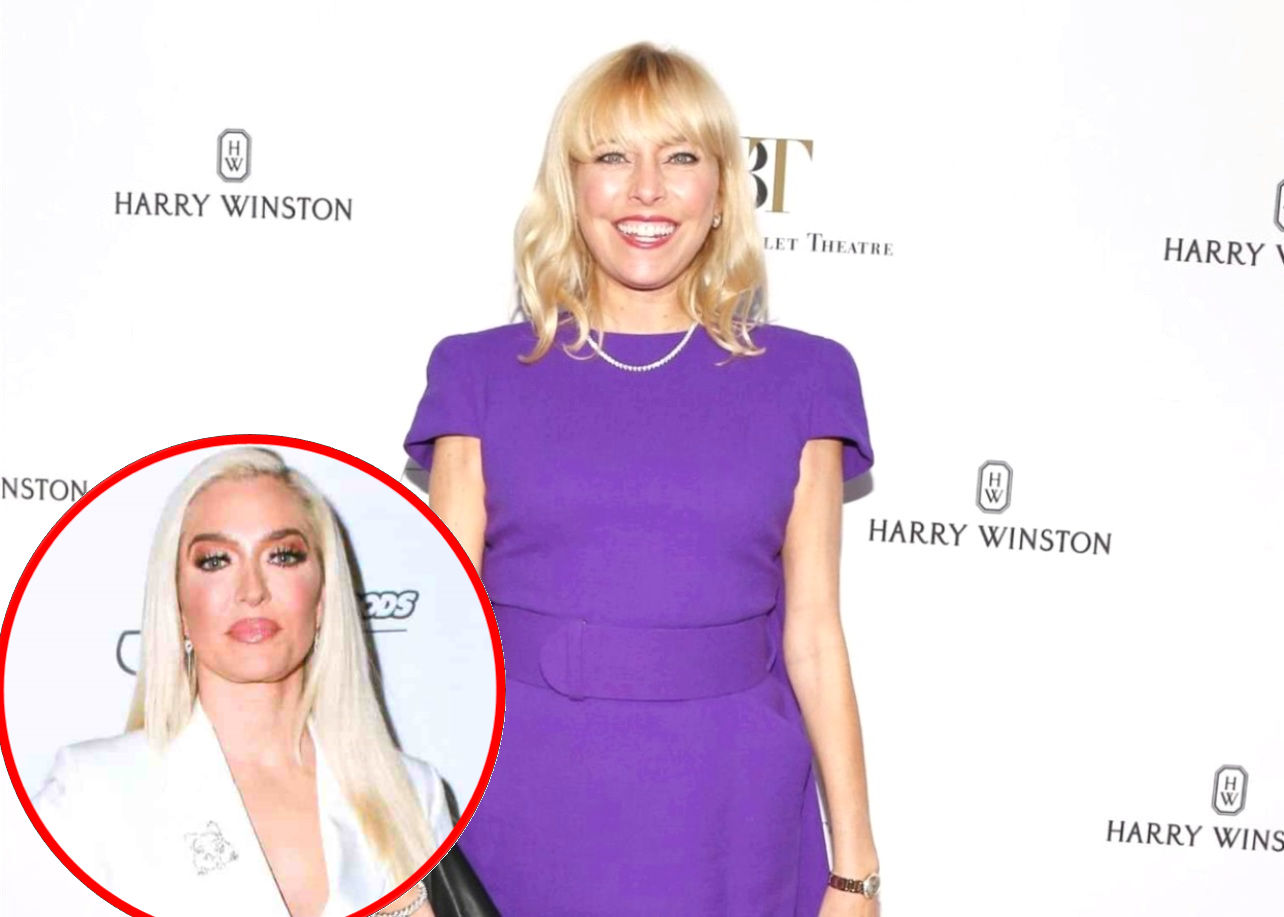 """REPORT: Sutton Stracke Hired Security Amid RHOBH Filming After Growing """"Frightened"""" Following Erika Jayne Drama"""