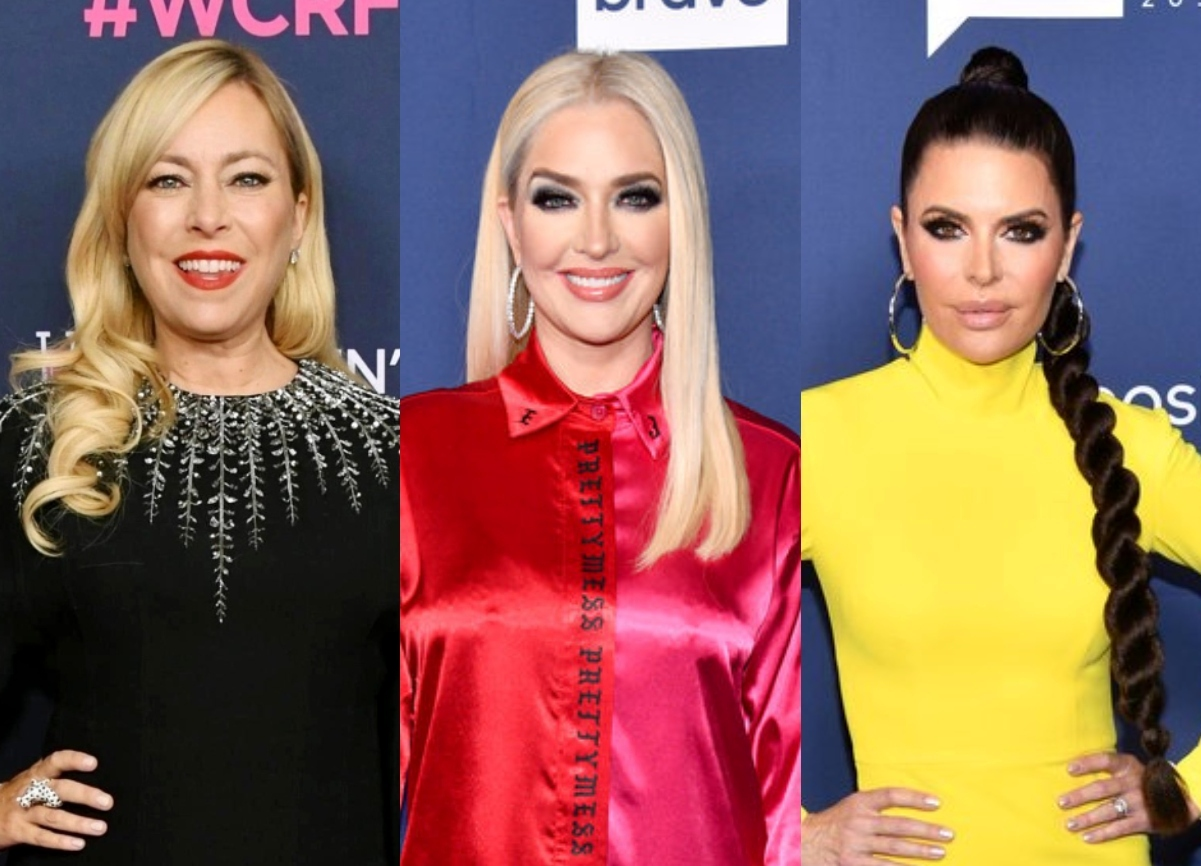 Sutton Stracke Reveals Where She Stands With Erika Jayne After RHOBH Reunion Taping, Addresses Gala Ticket Drama With Lisa Rinna, Plus if She Thinks She and Garcelle Are Part of the Group