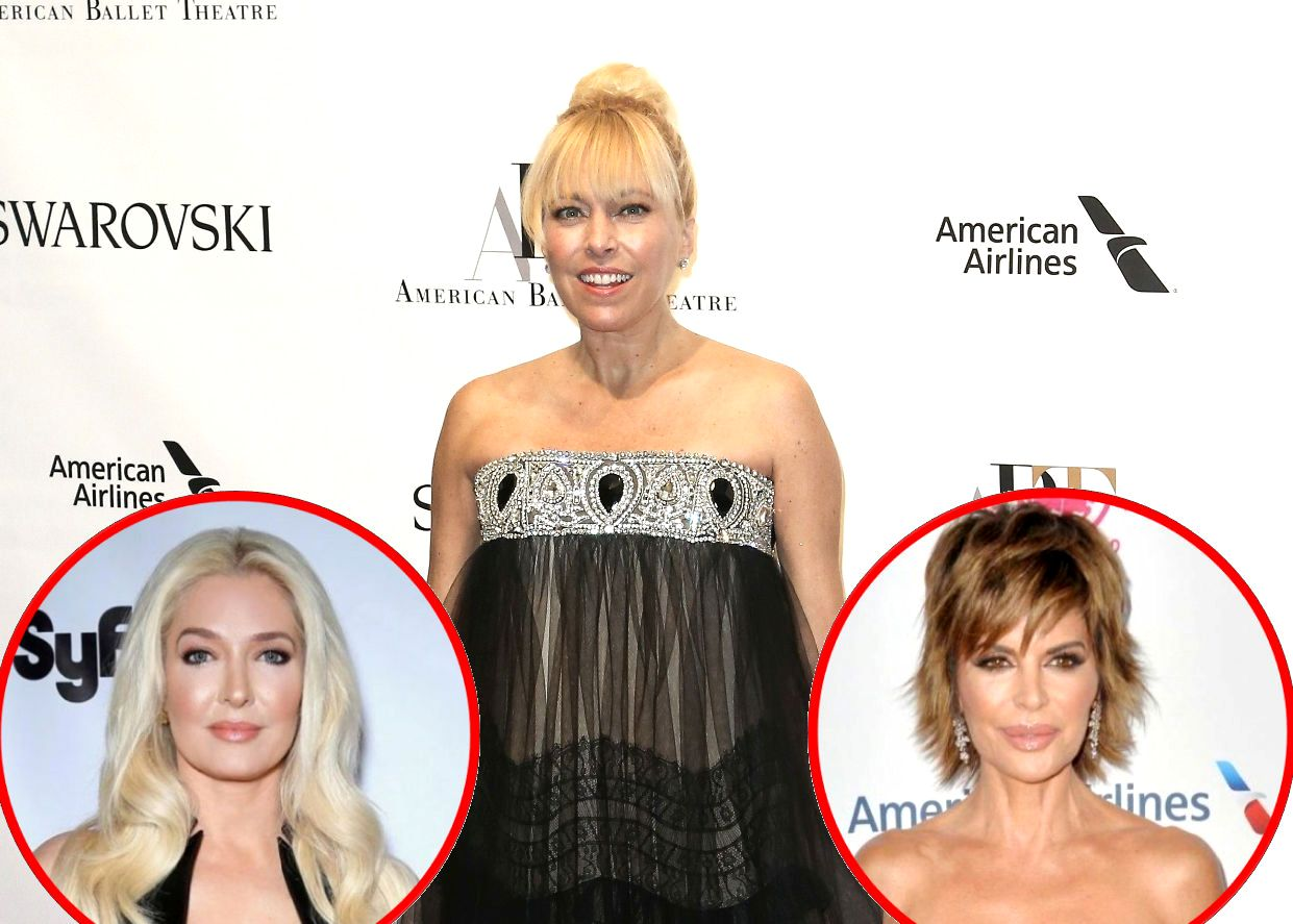 RHOBH's Sutton Stracke Explains Why She Didn't Expose Cast to Erika, Talks Loan Offer, and Feuds Live With Rinna Over $20,000 Elton John Gala Tickets