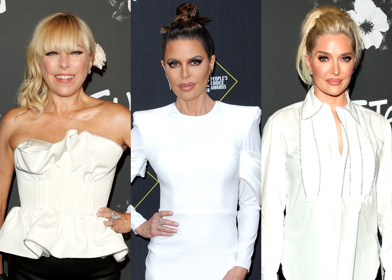 """Sutton Stracke Slams Lisa Rinna's Behavior as """"Obnoxious"""" and """"Rude,"""" Reacts to Erika's Confrontation and RHOBH Costars Talking Behind Her Back as Garcelle Weighs in"""