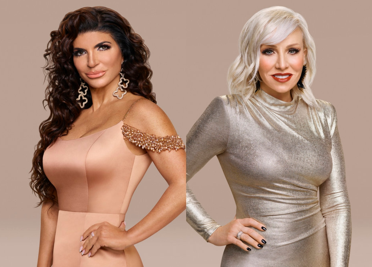 """REPORT: RHONJ's Teresa Giudice is """"Disgusted"""" by Margaret Josephs for Spreading Lies About Boyfriend Luis Ruelas Throughout Season 12, """"Done"""" With Friendship"""