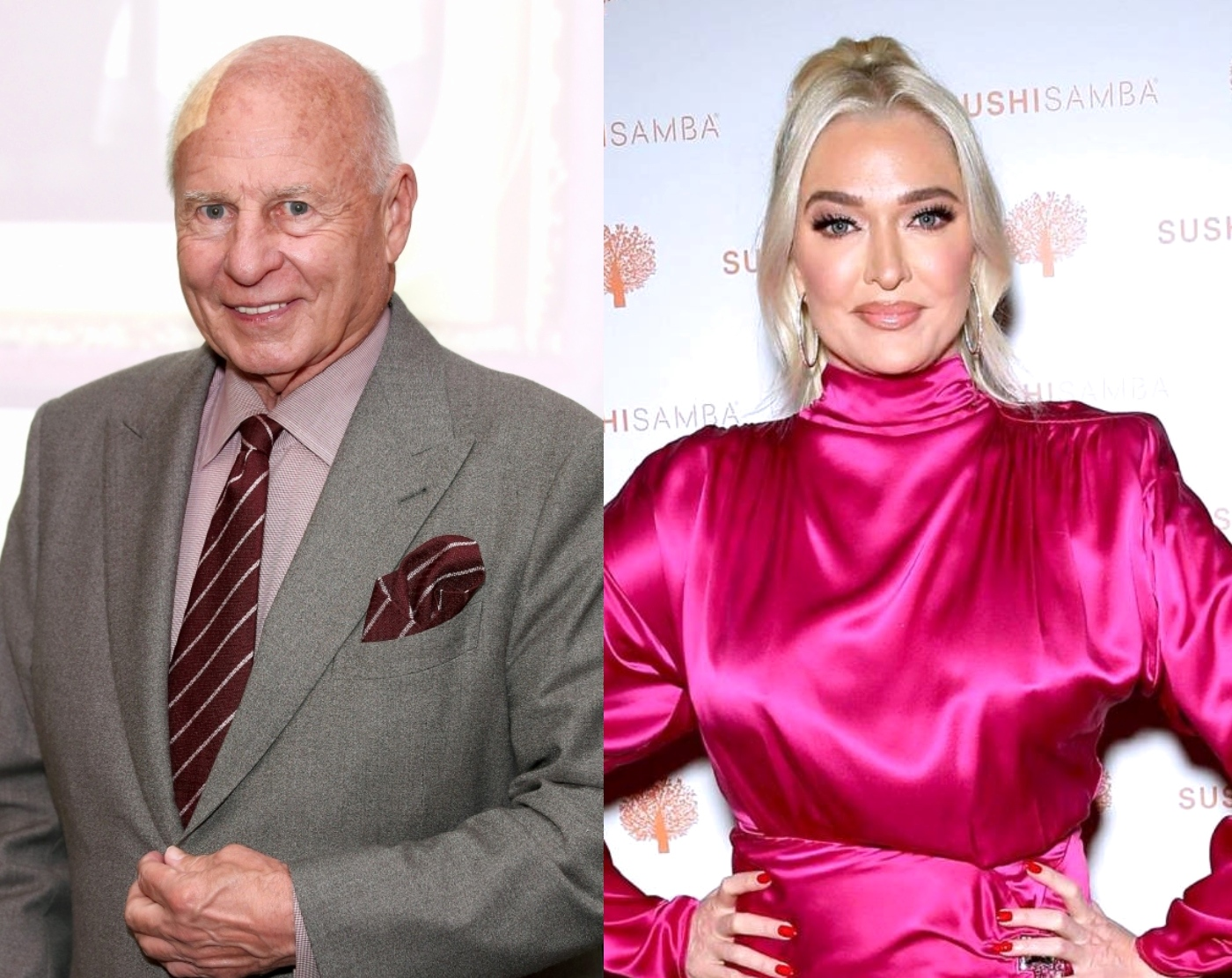 VIDEO: Tom Girardi Suggests Erika Jayne Knew About Legal Malpractice as RHOBH Star Erika is Confronted About His Potential Implication