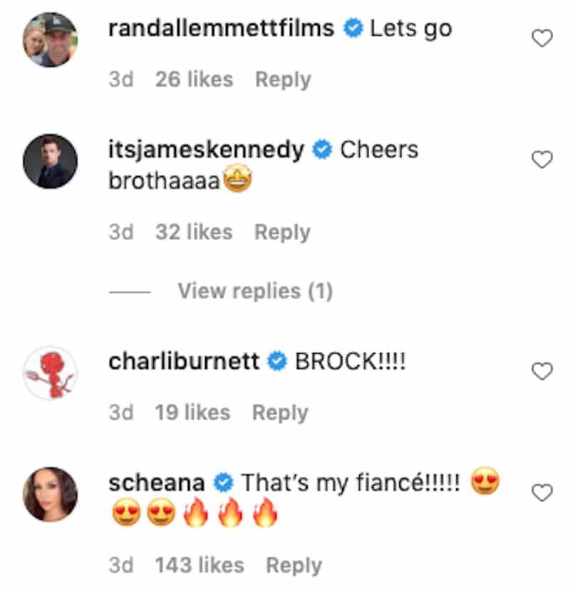 Vanderpump Rules Cast Reacts to Brock Davies Addition