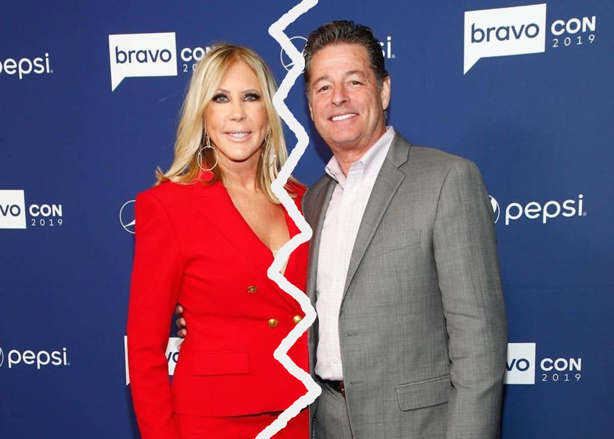 """REPORT: Vicki Gunvalson is """"Traumatized"""" and """"Not Ok"""" After Split From Steve Lodge, Details of How He Called Off Engagement With RHOC Alum Are Revealed Plus What Led to Breakup"""