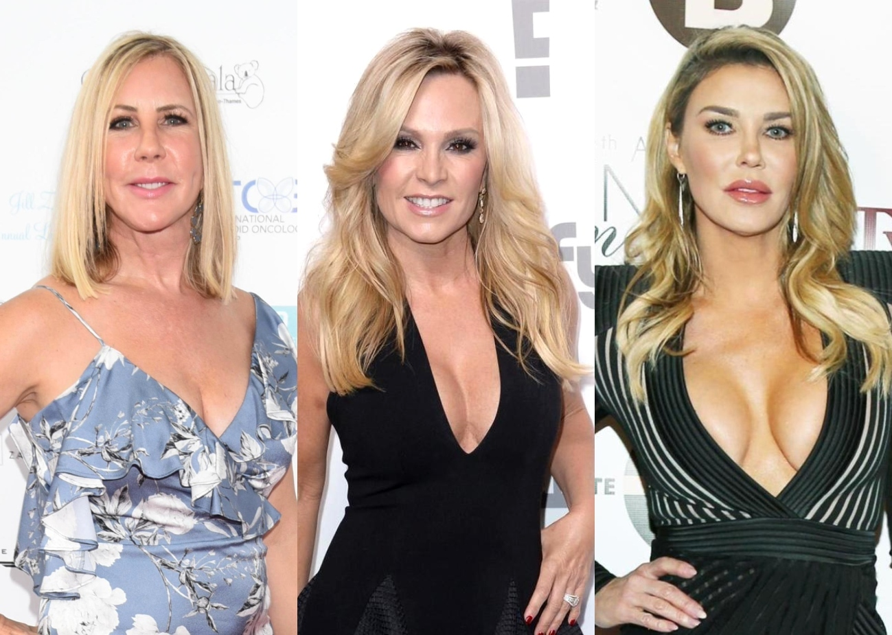 """PHOTOS: Real Housewives All Stars Season 2 Begins Filming in the Berkshires as Vicki, Tamra, and Brandi Deem Themselves as the New """"Tres Amigas"""""""